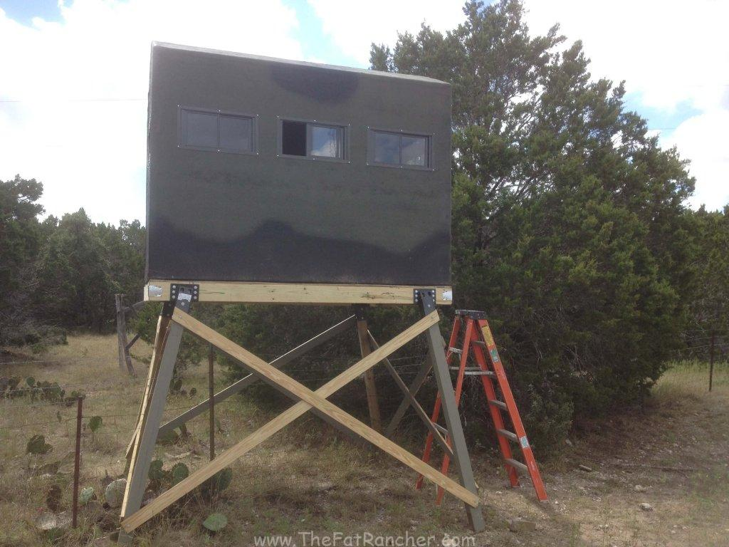 Photo of T-Box Deer Blind